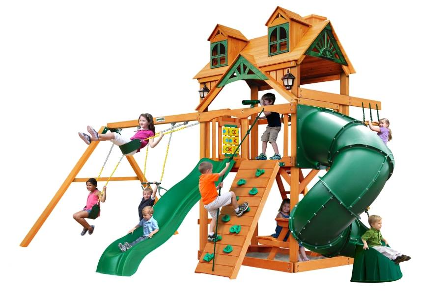 Mountaineer Playset - Malibu Roof