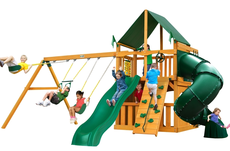 Mountaineer Clubhouse - Canvas Forest Green Canopy