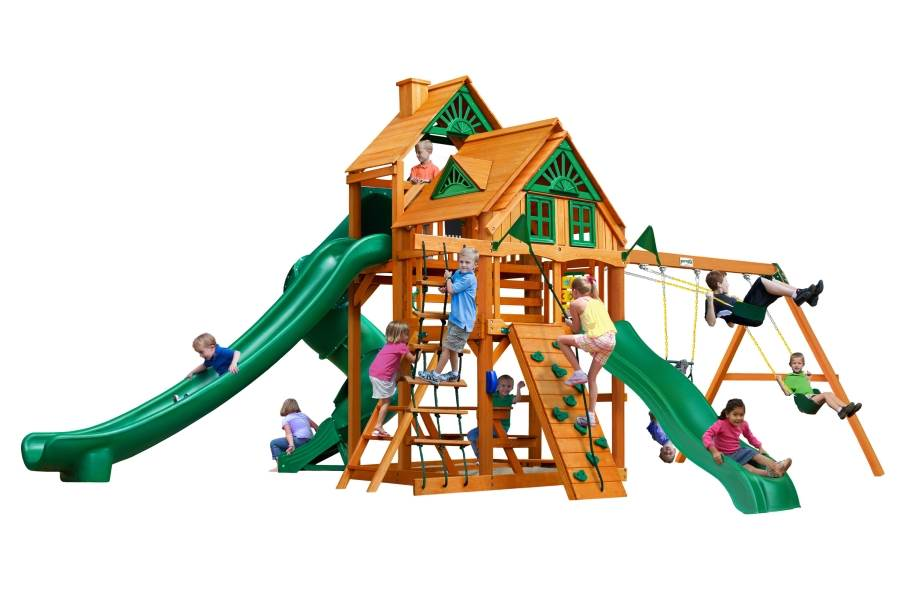 Great Skye II Playhouse - Treehouse