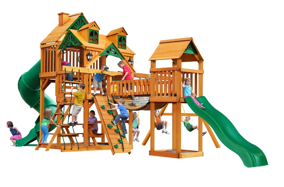Treasure Trove Playhouse - Malibu Roof