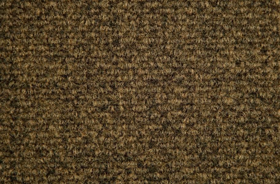 Imperial Heavy Hobnail Carpet Tile - Brown