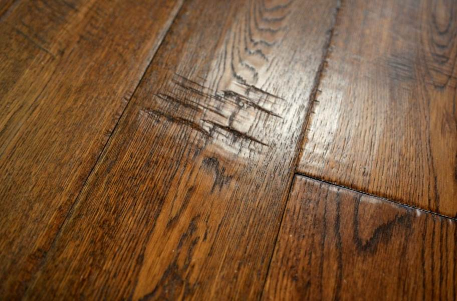Johnson Hardwood Alamo Oak Engineered Wood - Verde