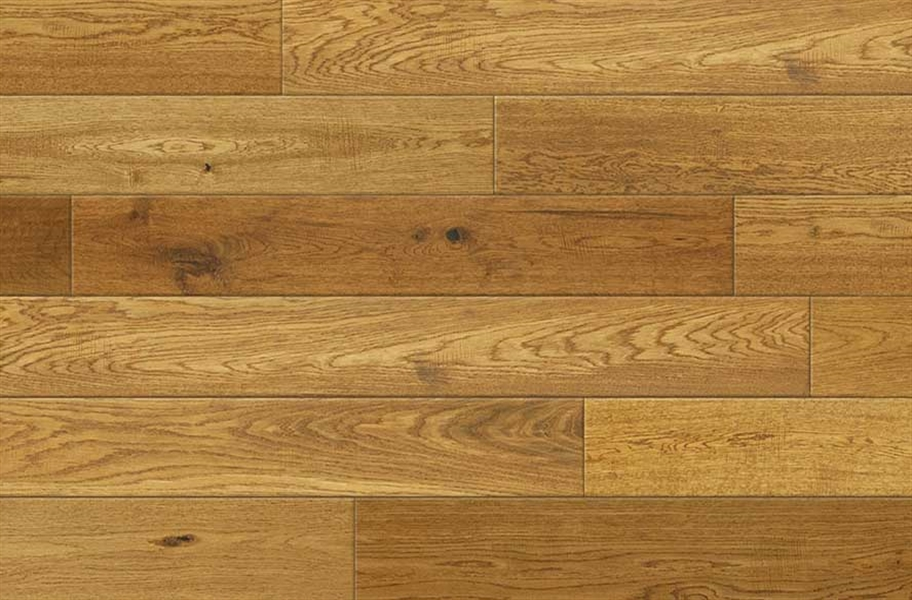 Johnson Hardwood Alamo Oak Engineered Wood - Tower