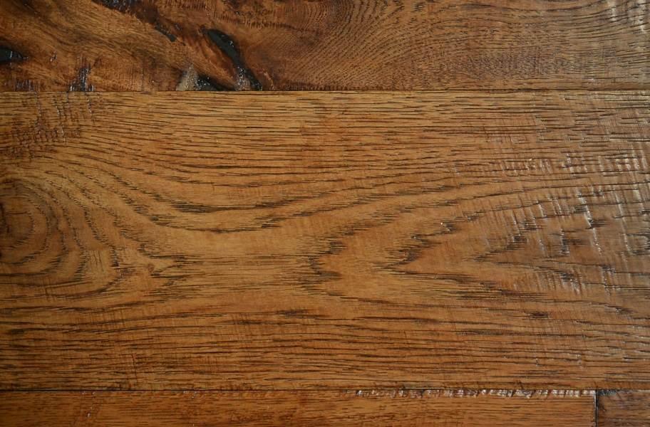 Johnson Hardwood Toscana Hickory Engineered Wood - Tatti