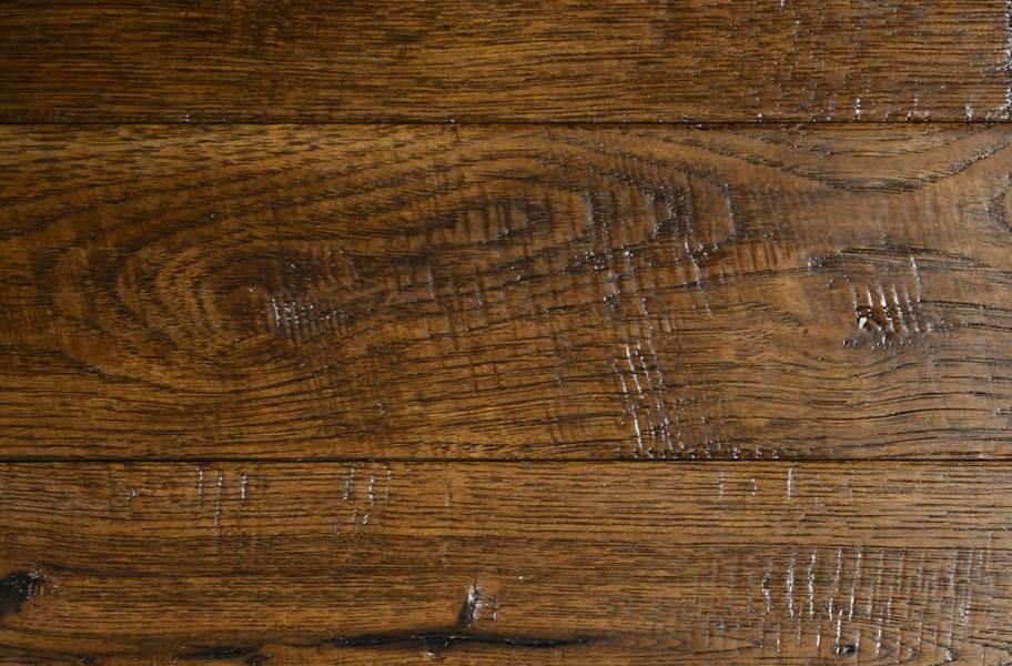 Johnson Hardwood Toscana Hickory Engineered Wood - Empoli
