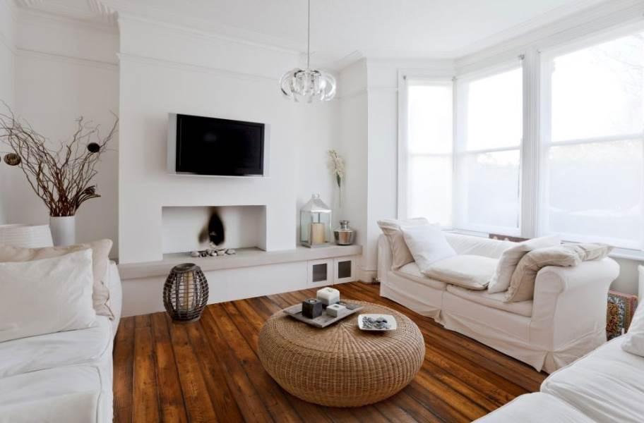 Johnson Hardwood Vineyard Maple Engineered Wood - Side