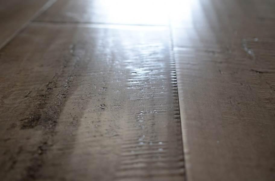 Johnson Hardwood Vineyard Maple Engineered Wood - Zinfandel