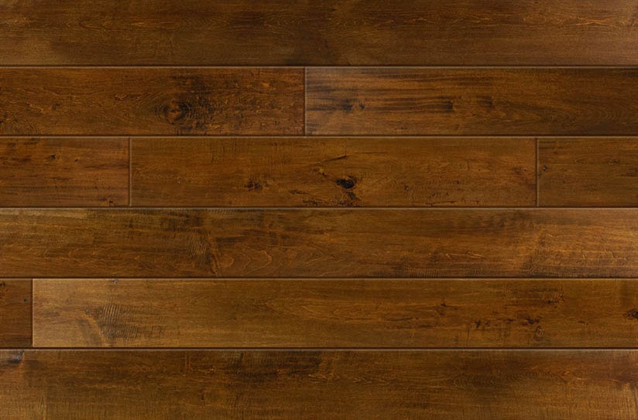 Johnson Hardwood Vineyard Maple Engineered Wood - Merlot