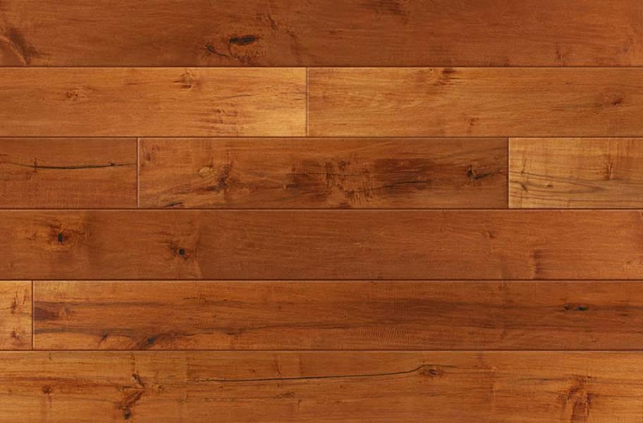 Johnson Hardwood Vineyard Maple Engineered Wood - Pinot Noir