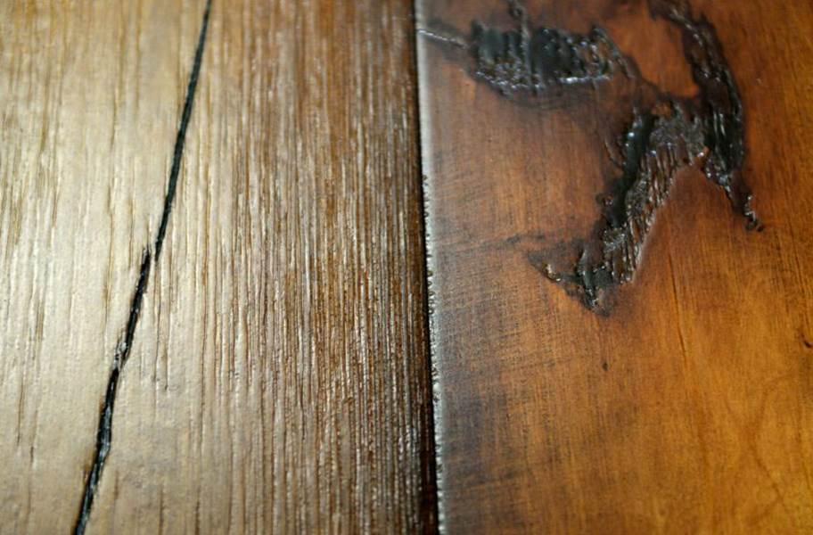 Western Skies Maple Engineered Wood - Honeysuckle