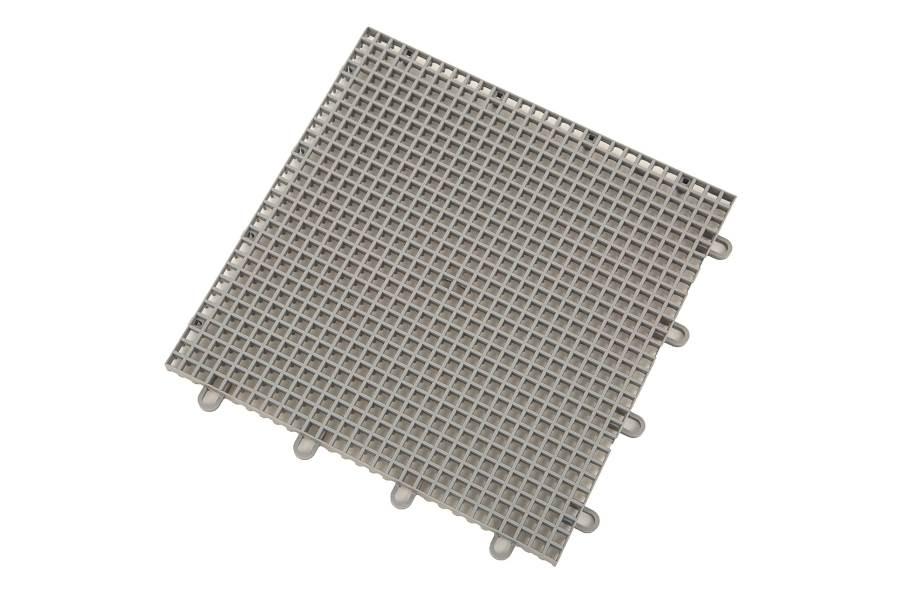 Outdoor Tennis Court Kit - 60' x 120' - Graphite