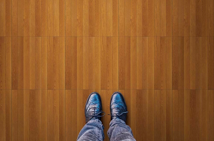 Wood Flex Tiles - Mystic Plank Collection - Old Pine