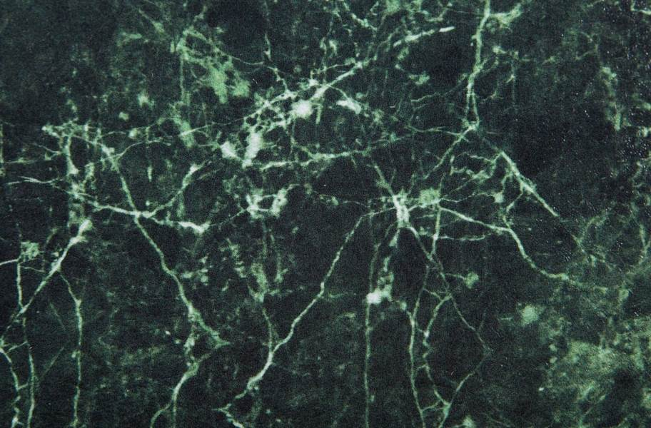 Stone Flex Tiles - Gemstone Collection - Emerald Marble