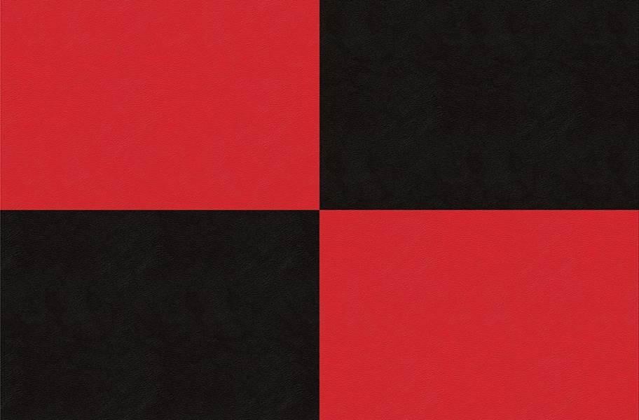 Soda Shoppe Flex Tiles - Black and Red