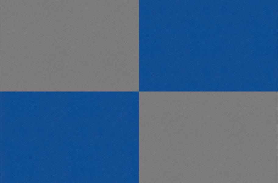 Soda Shoppe Flex Tiles - Light Gray and Blue