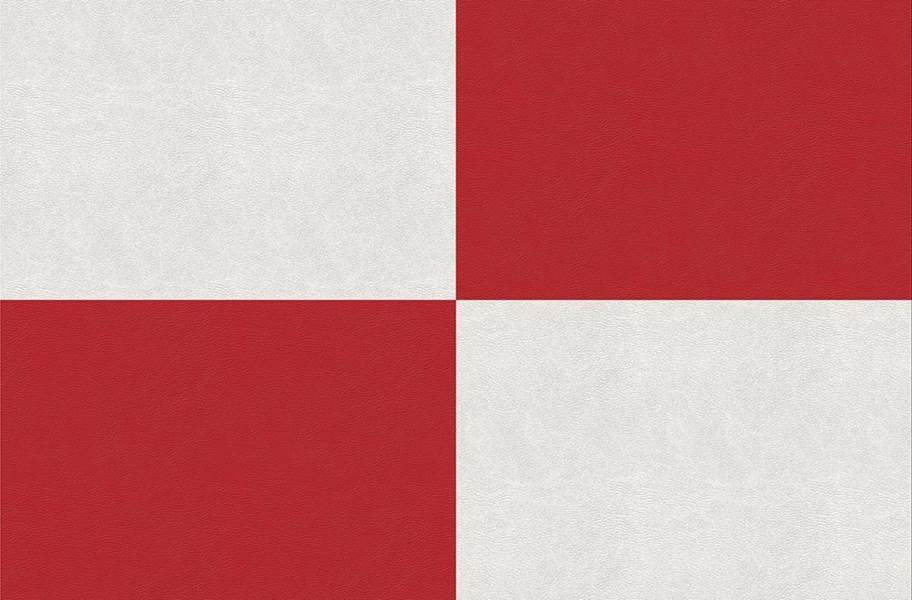 Soda Shoppe Flex Tiles - White and Red