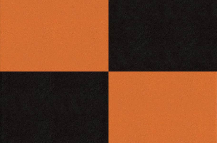 Soda Shoppe Flex Tiles - Black and Orange
