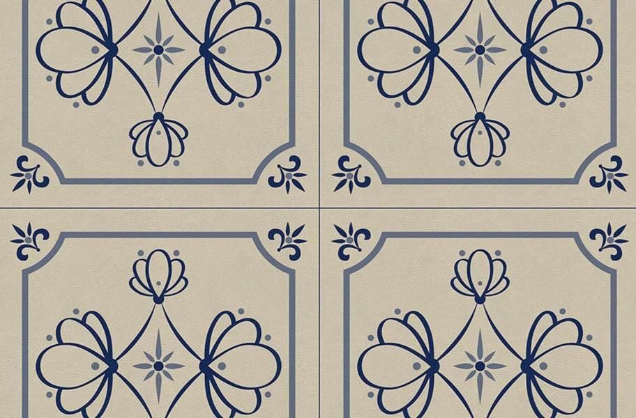 Geo Flex Tiles - Azulejo Blue