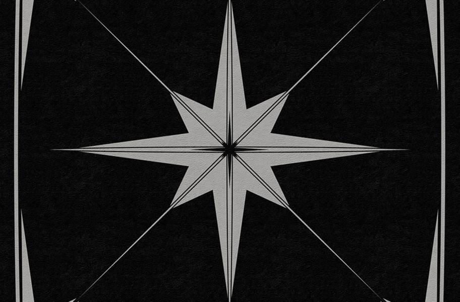 Geo Flex Tiles - Astral Black Accent