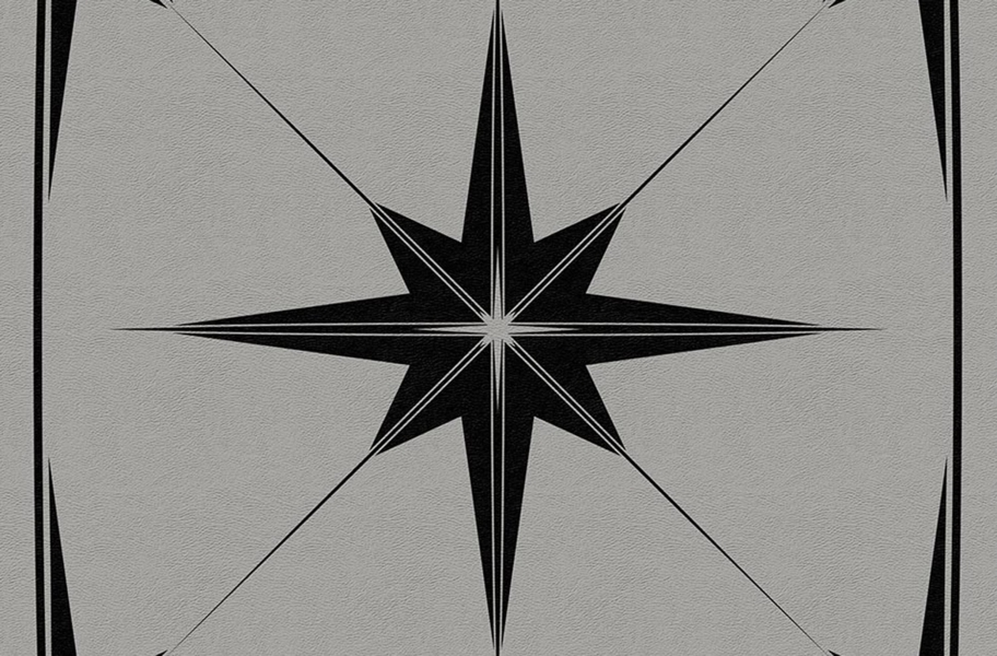 Geo Flex Tiles - Astral Gray Accent