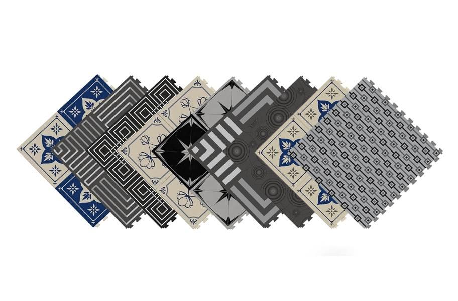 Geo Flex Tiles
