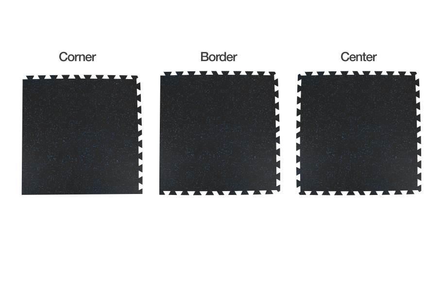 """1/2"""" Tight-Lock Tiles™"""