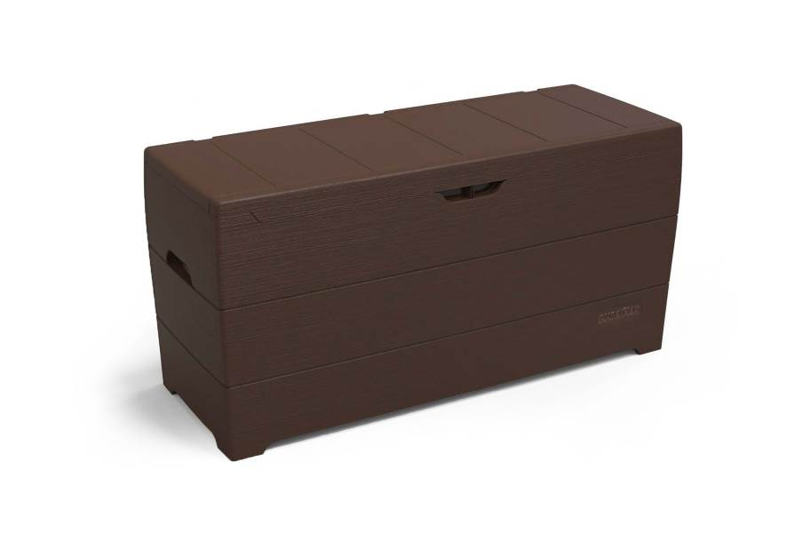 Deck Storage Box - Brown