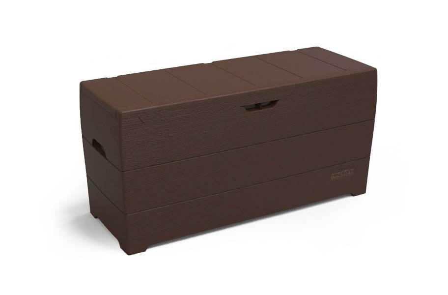 Deck Storage Box - Brown