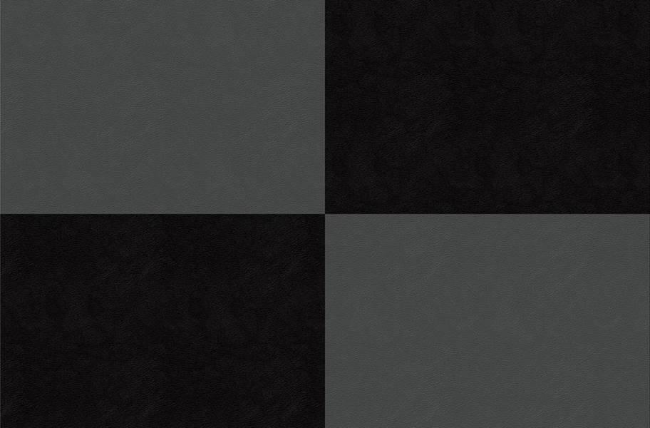 Soda Shoppe Flex Tiles - Light Gray and Red