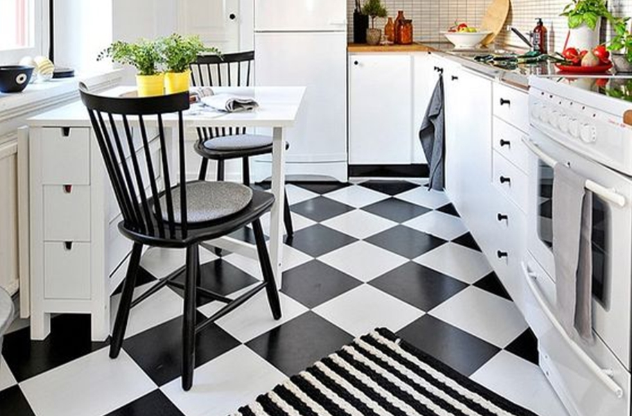 Soda Shoppe Flex Tiles - Black and White