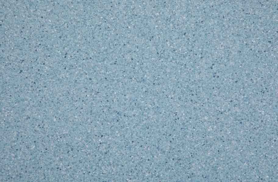 "Mannington BioSpec 6'6"" Vinyl Sheet - Sterling Blue"