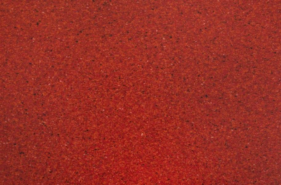 "Mannington BioSpec 6'6"" Vinyl Sheet - Hot Sauce"
