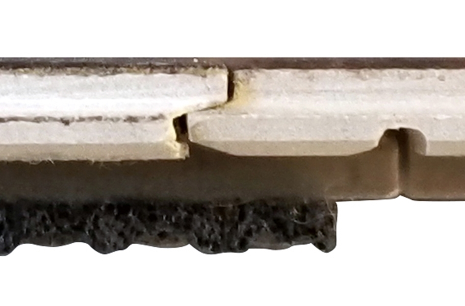 Rio Grande Water Resist Walnut Engineered Wood
