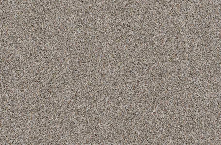 Easy Street Carpet Tile with Pad - Iron Frost