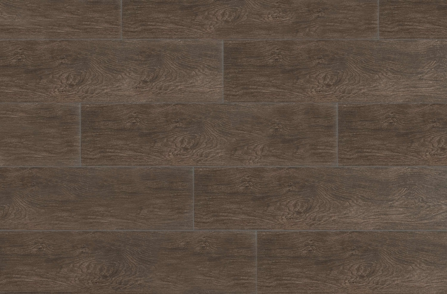 Daltile RevoTile - Wood Visual - Toasted Brown