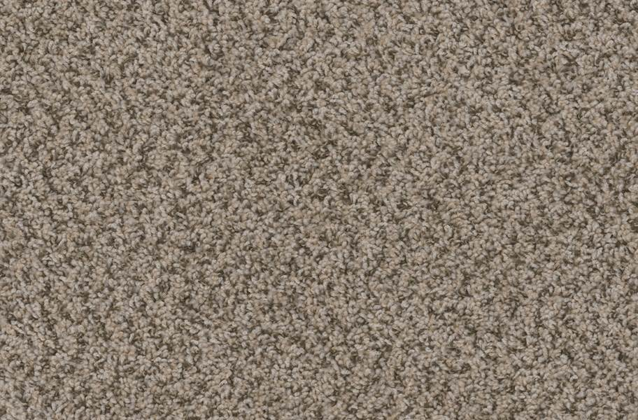 In a Snap Carpet Tile with Pad - Crystal