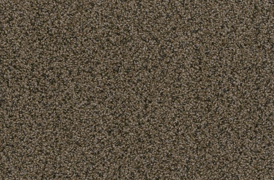 In a Snap Carpet Tile with Pad - Rustic Charm