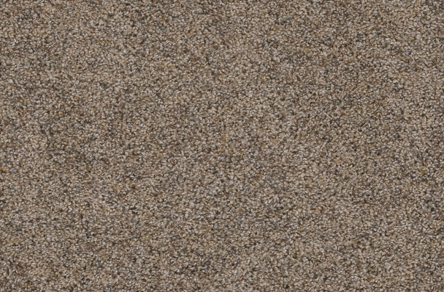 Piece of Cake Carpet Tile with Pad - Bisque