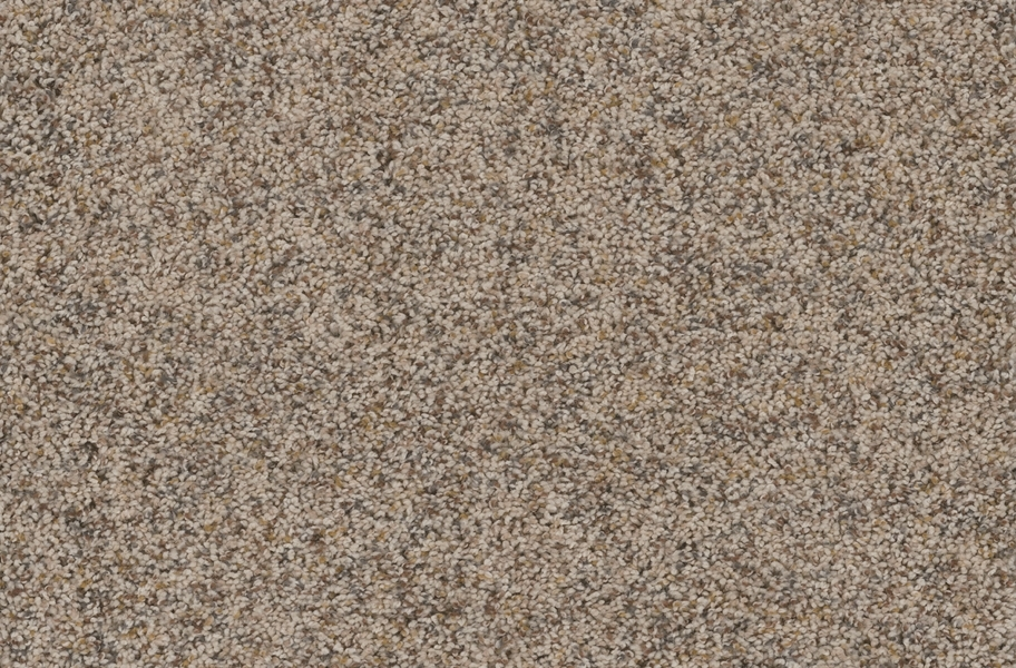 Piece of Cake Carpet Tile with Pad - Sandpoint
