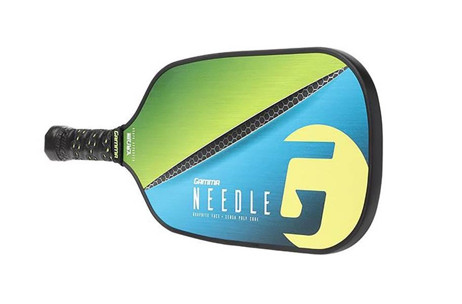 Gamma Needle Elongated Pickleball Paddle