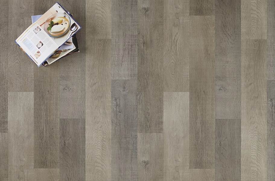 Mannington Benchmark 6' Vinyl Sheet - Millcreek Multigrain