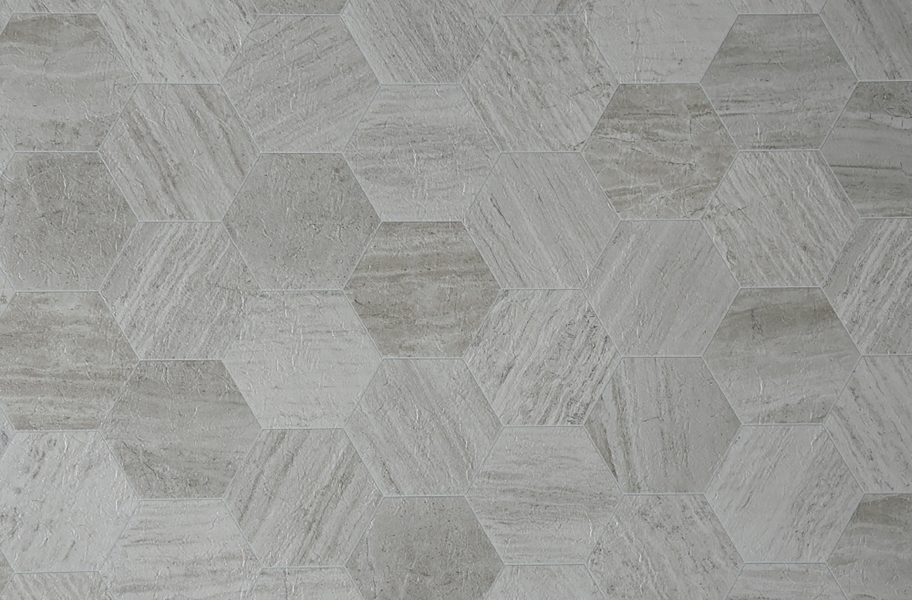 Mannington Benchmark 12' Vinyl Sheet - Hive Swarm