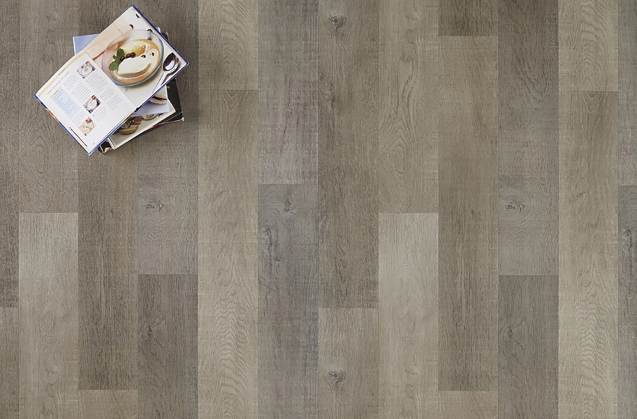 Mannington Benchmark 12' Vinyl Sheet - Millcreek Multigrain