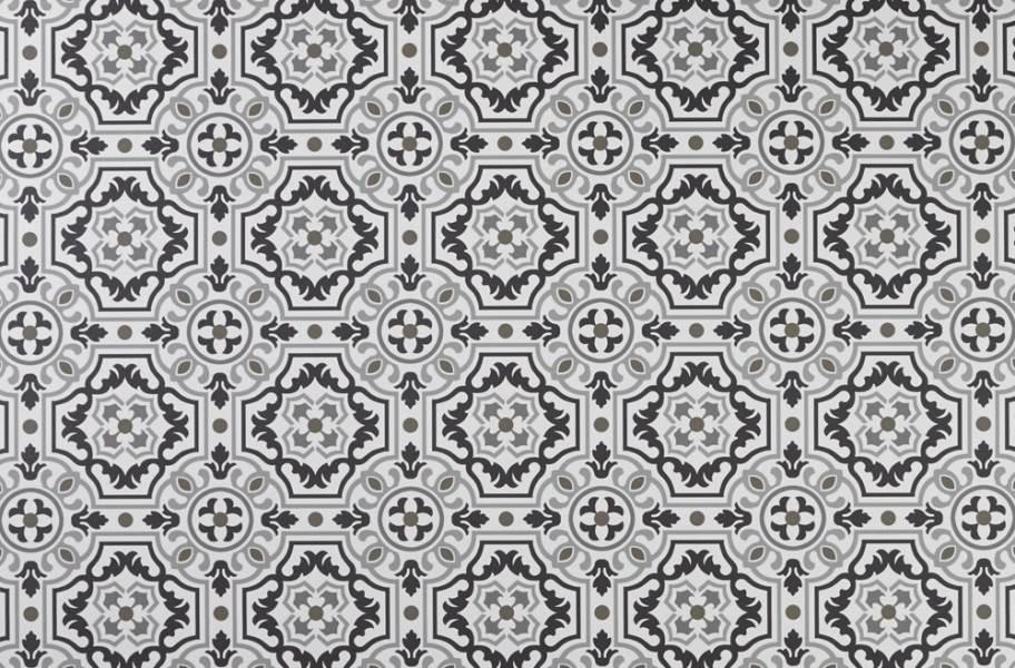 Mannington Benchmark 6' Vinyl Sheet - Tapestry Wool