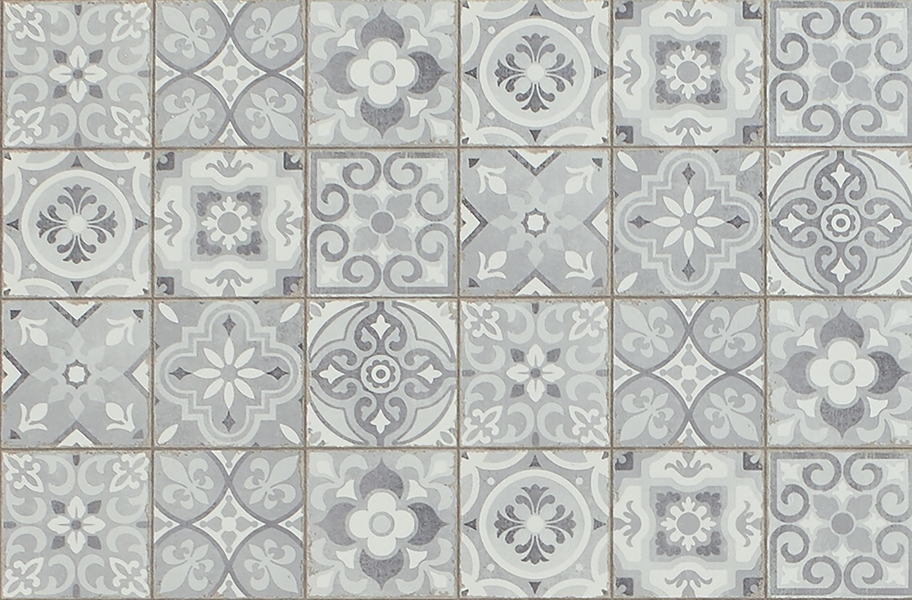 Mannington Benchmark 6' Vinyl Sheet - Morocco Salt
