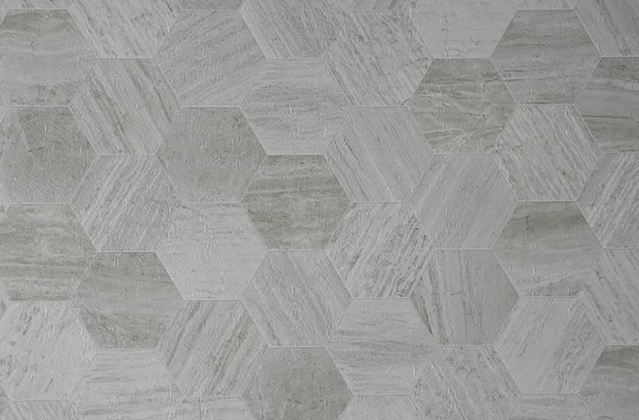 Mannington Benchmark 12' Vinyl Sheet - Coral Bay Overcast
