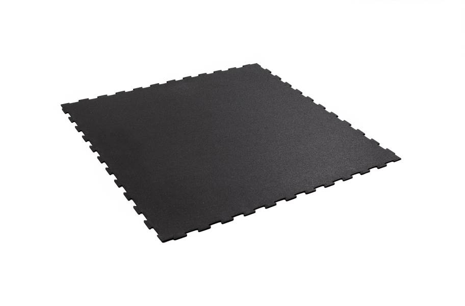 5mm 3' x 3' Rubber Underlayment Tiles