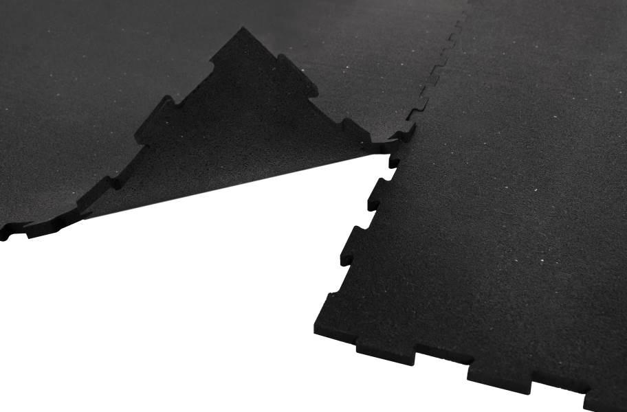 """1/2"""" Eco Rubber Gym Tiles"""