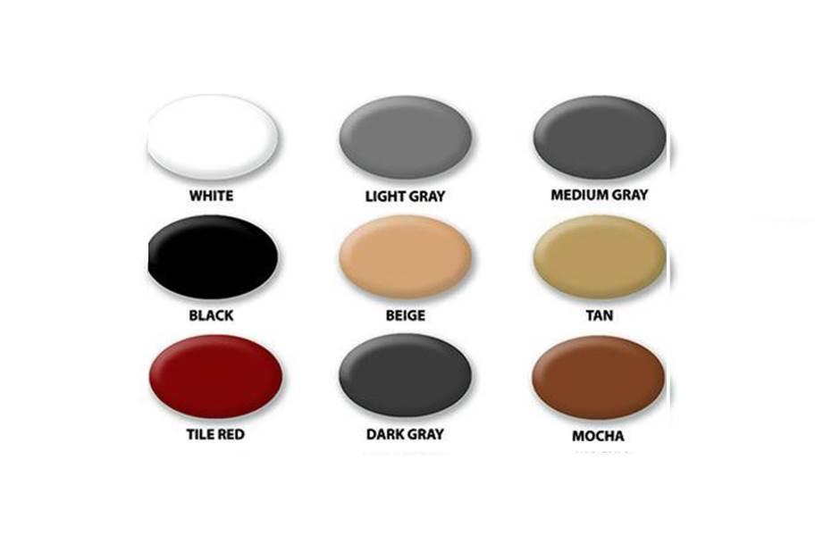 Solid Color Epoxy Flooring Kit