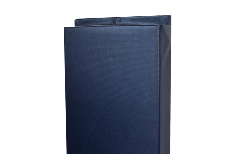 2' x 5' Wall Pads - Navy Blue